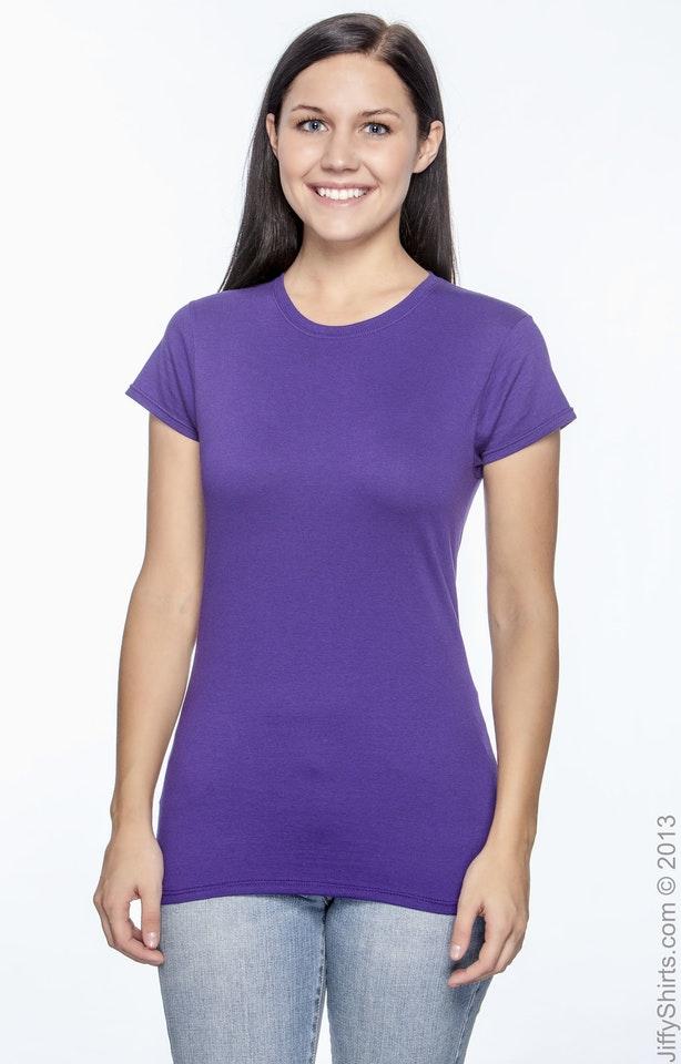 Gildan G640L Purple