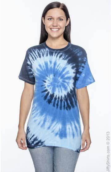 Tie-Dye CD100 Blue Ocean