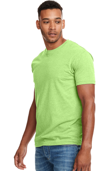 Next Level N6210 Neon Heather Green