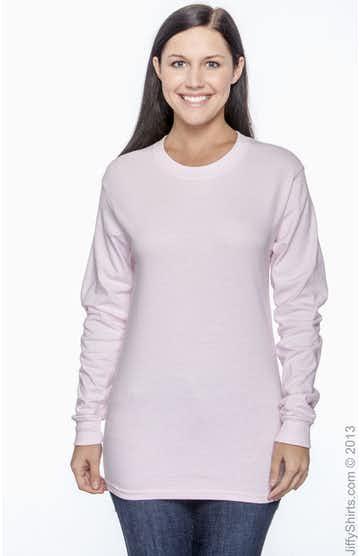Hanes 5186 Pale Pink