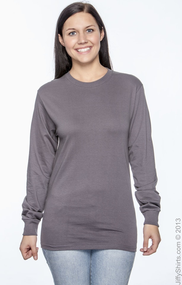 Fruit of the Loom 4930 Charcoal Grey