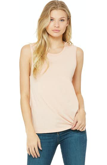 Bella + Canvas B6003 Heather Peach