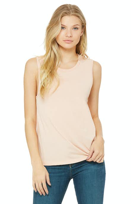 Bella+Canvas B6003 Heather Peach