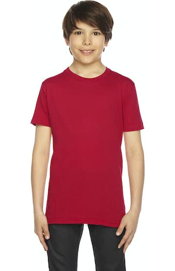 American Apparel BB201W Red