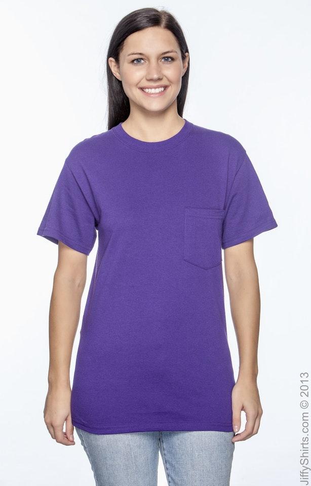 Gildan G230 Purple