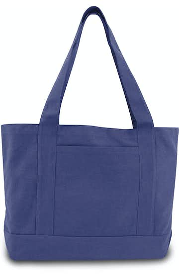 Liberty Bags 8870 Washed Navy