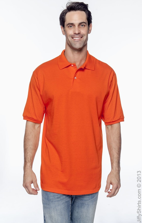 Jerzees 437 Burnt Orange