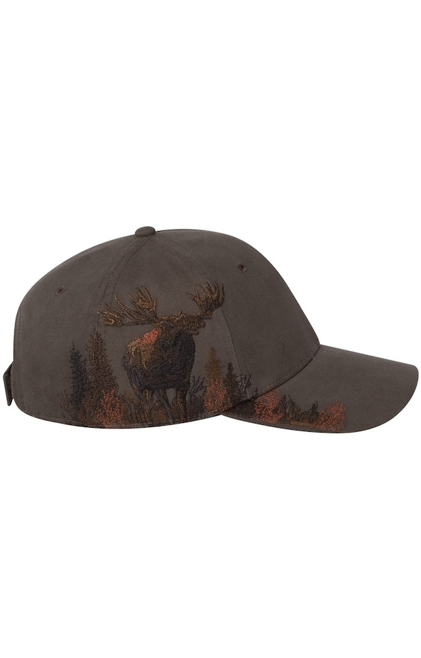 Dri Duck 3295 Brown - Moose