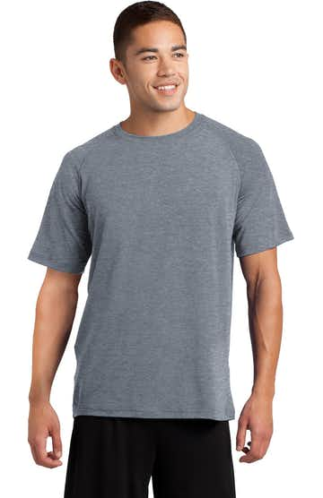 Sport-Tek ST700 Heather Gray