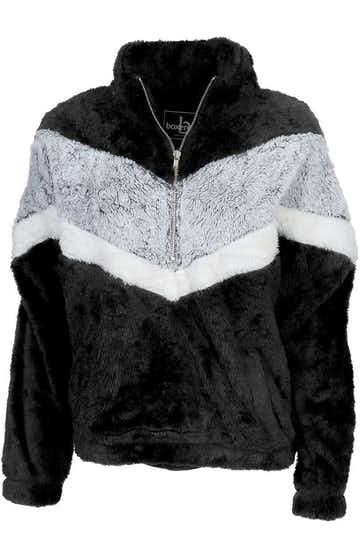 Boxercraft YFZ05 Black / Frosty Gray / Natural
