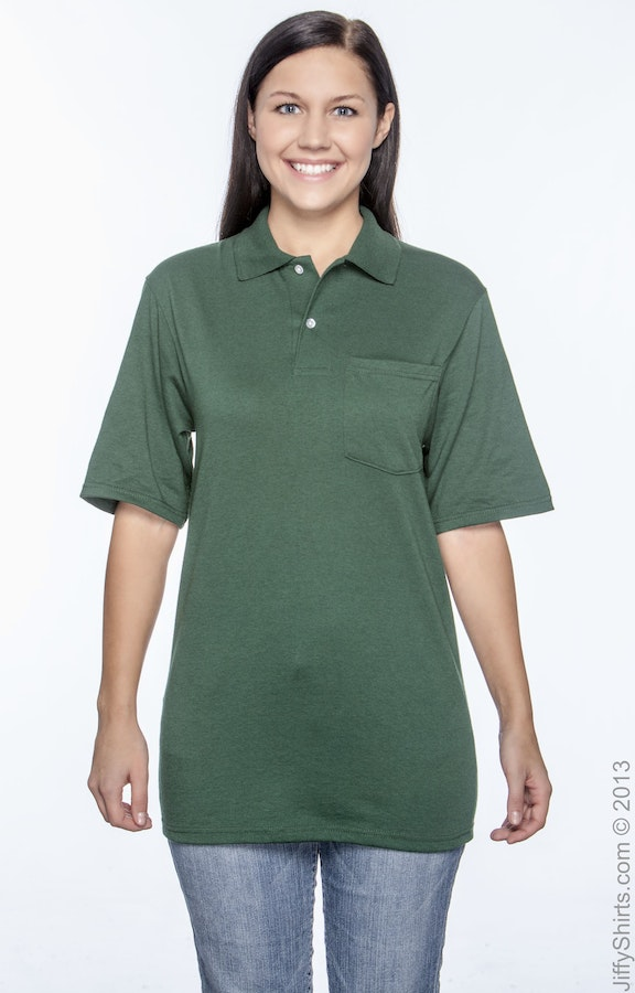 Jerzees 436P Forest Green