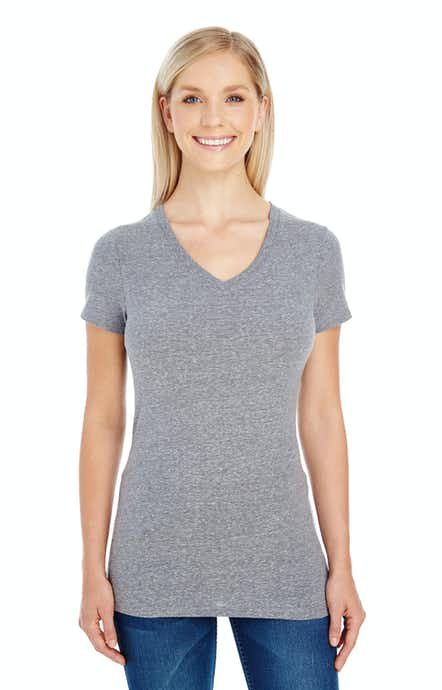 Threadfast Apparel 202B Grey Triblend