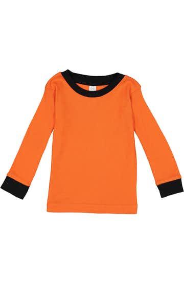 Rabbit Skins 201Z Orange/ Black