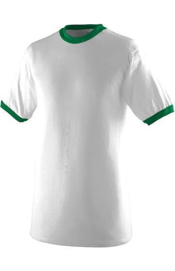 Augusta Sportswear 710 White/Kelly