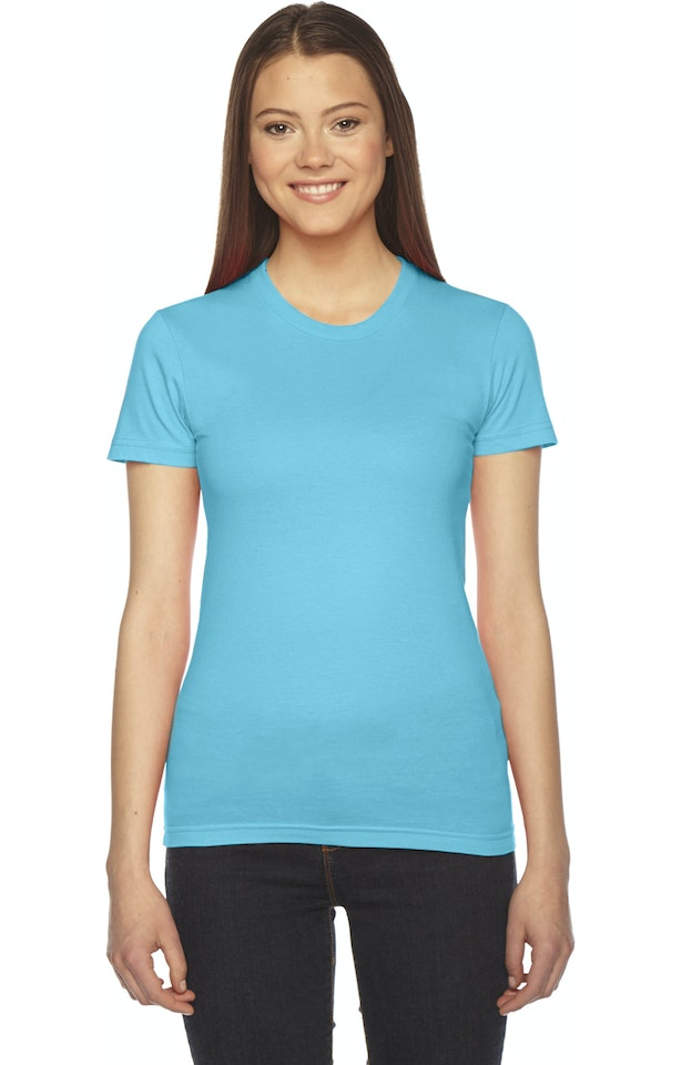 American Apparel 2102 Turquoise