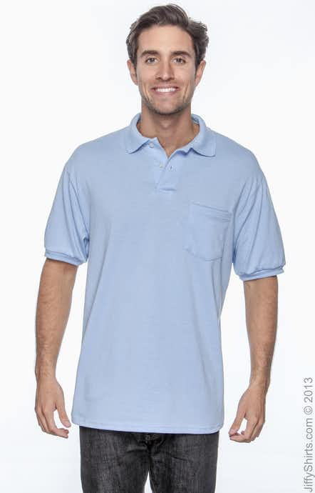 Hanes 054P Light Blue
