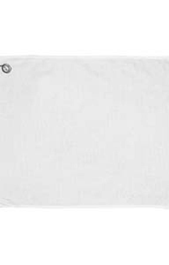 Carmel Towel Company C1624GH White