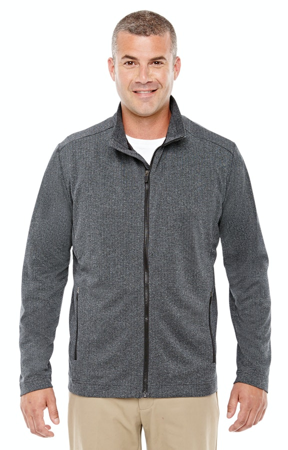 Devon & Jones D885 Dark Grey Heather