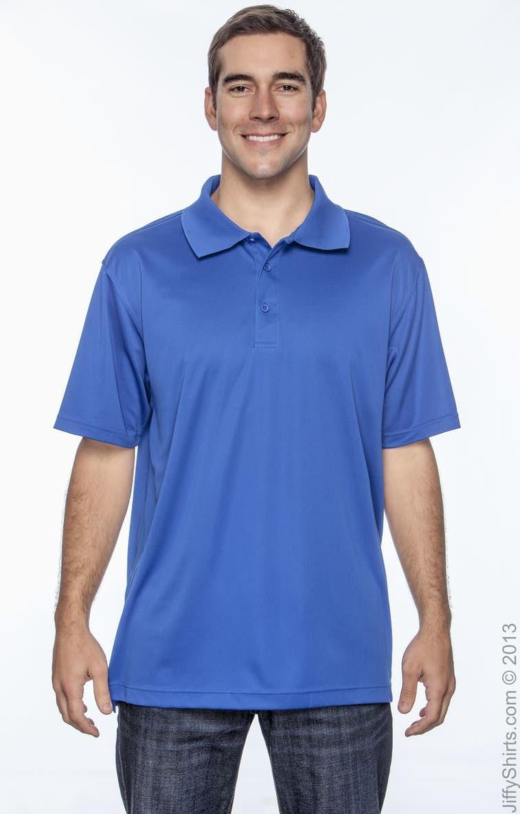 e1520689 Harriton M315 Men's 4 oz. Polytech Polo - JiffyShirts.com