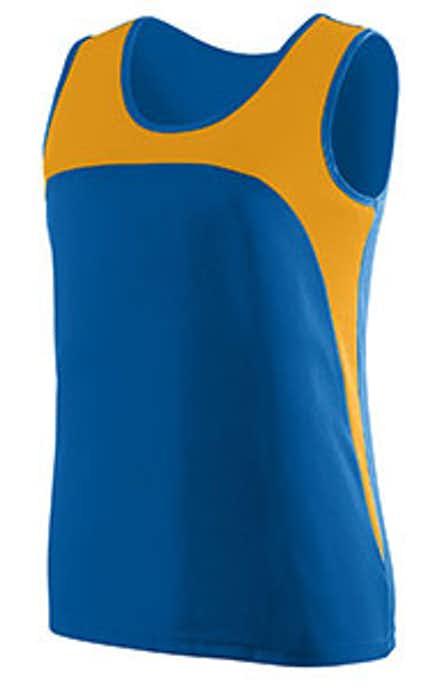 Augusta Sportswear 342 Royal/Gold