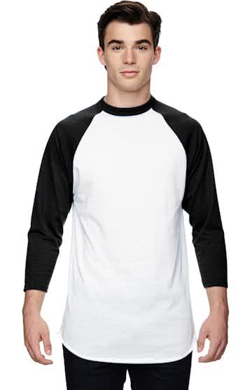 Augusta Sportswear AG4420 White/ Black