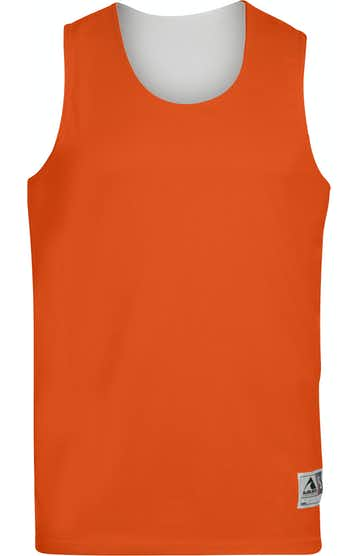Augusta Sportswear 148 Orange/White