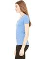Bella + Canvas 8435 Athletic Blue Triblend Old
