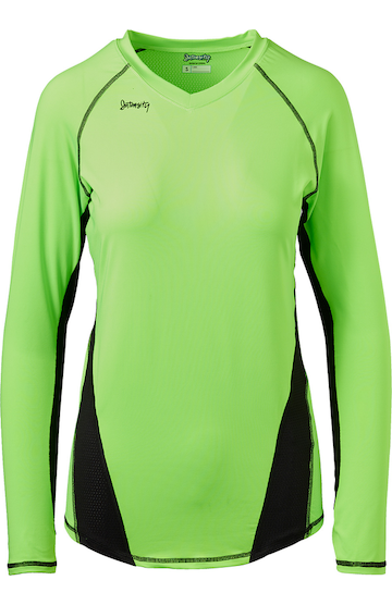 Soffe Intensity N8031W LIME/BLACK
