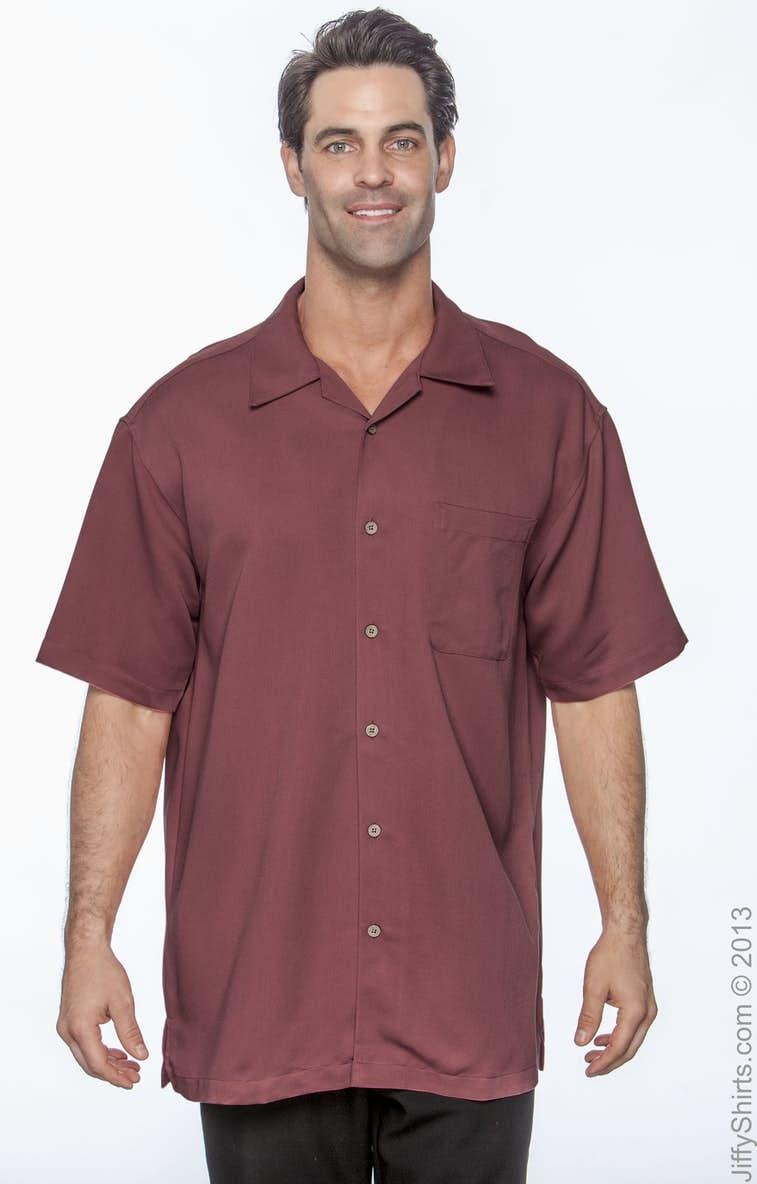 e0b68666eff Harriton M570 Men s Bahama Cord Camp Shirt - JiffyShirts.com
