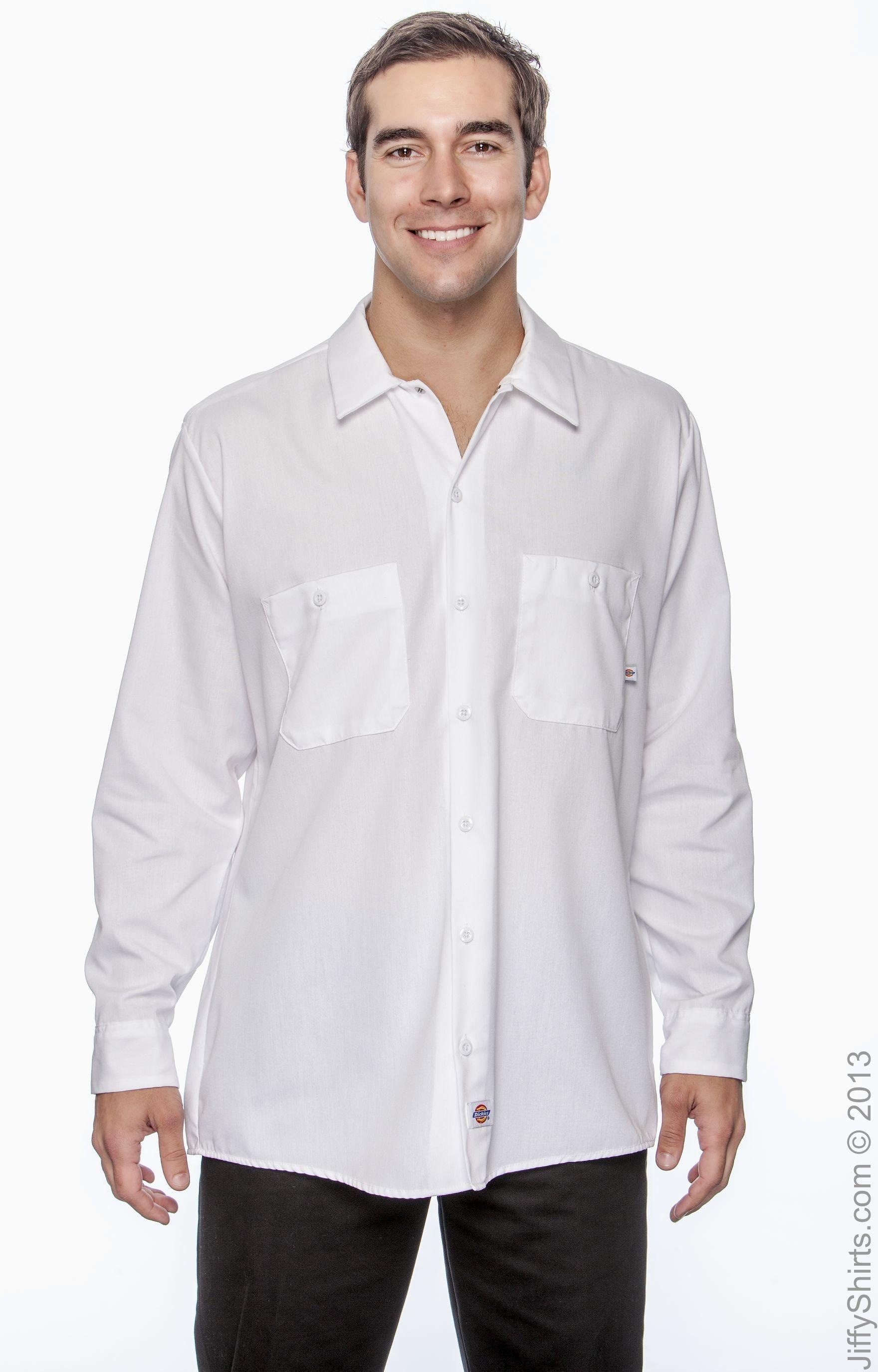 Dickies LL535 White