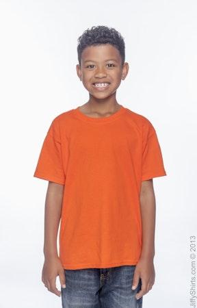 Gildan G800B Orange