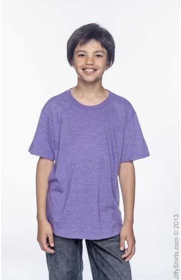 Anvil 990B Heather Purple