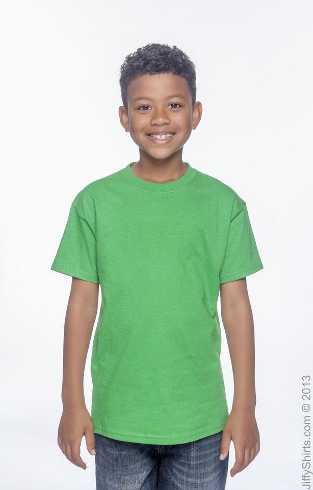 Hanes 54500 Shamrock Green