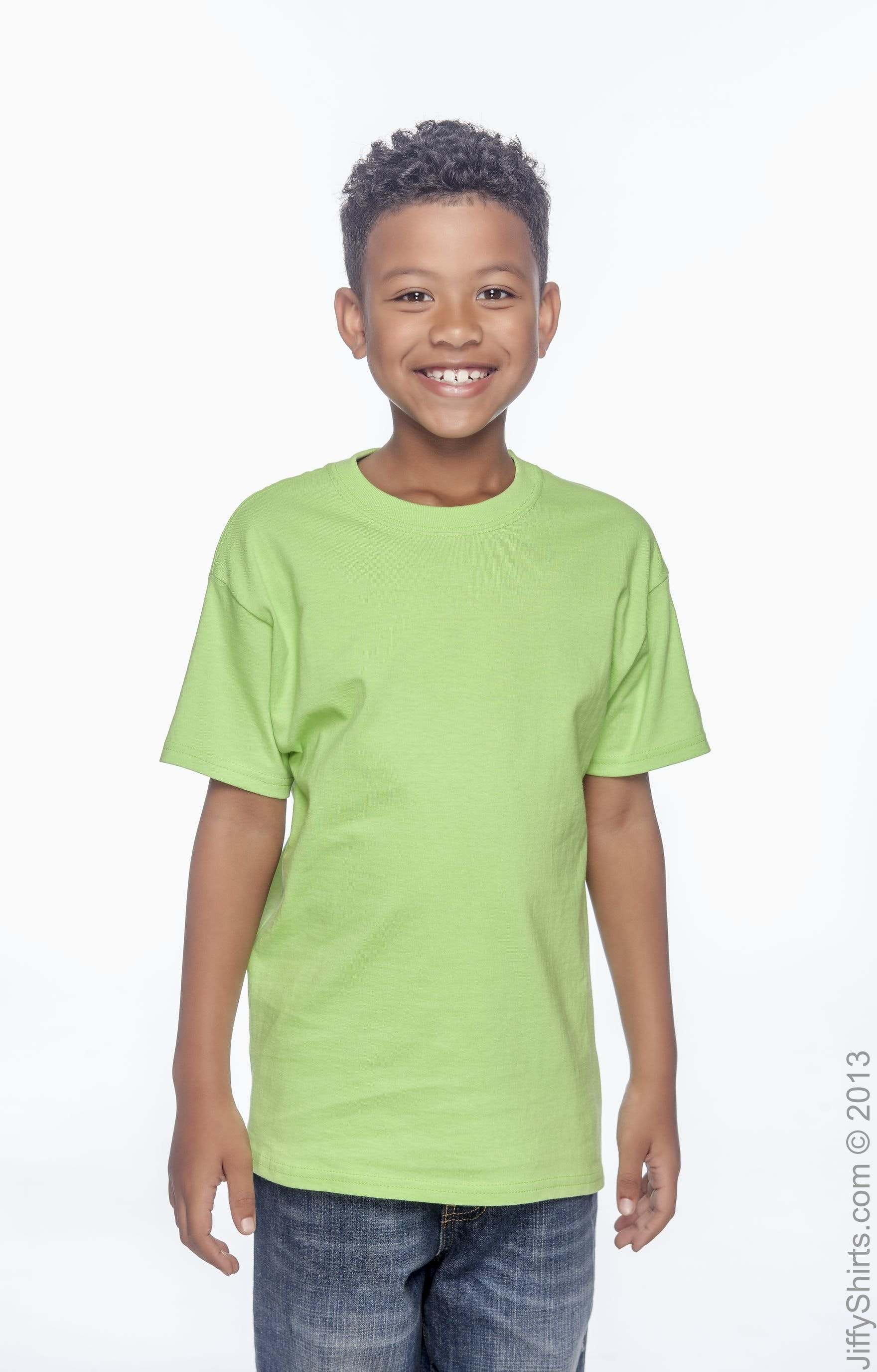 Hanes 54500 Lime