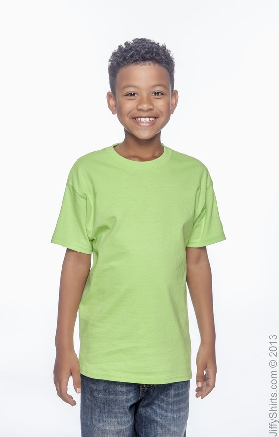 Hanes 54500 Lime