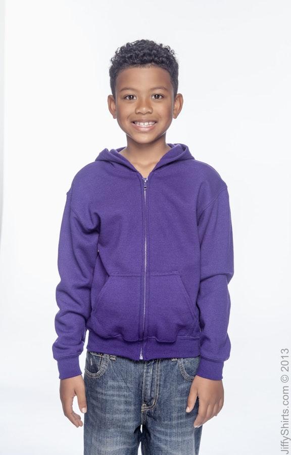 Gildan G186B Purple