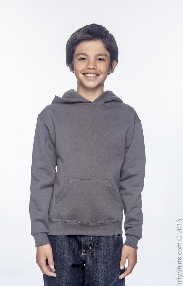 Jerzees 996Y Charcoal Grey