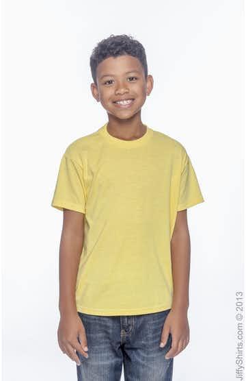 Hanes 5370 Yellow