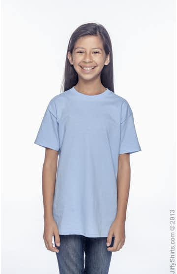 Hanes 5480 Light Blue