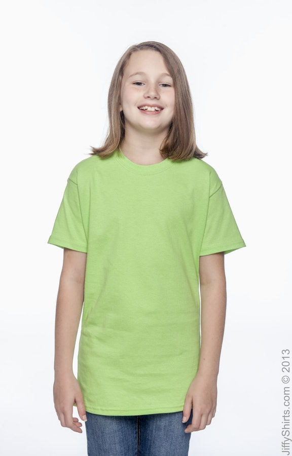 Hanes 5480 Lime