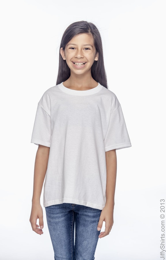 Jerzees 363B White