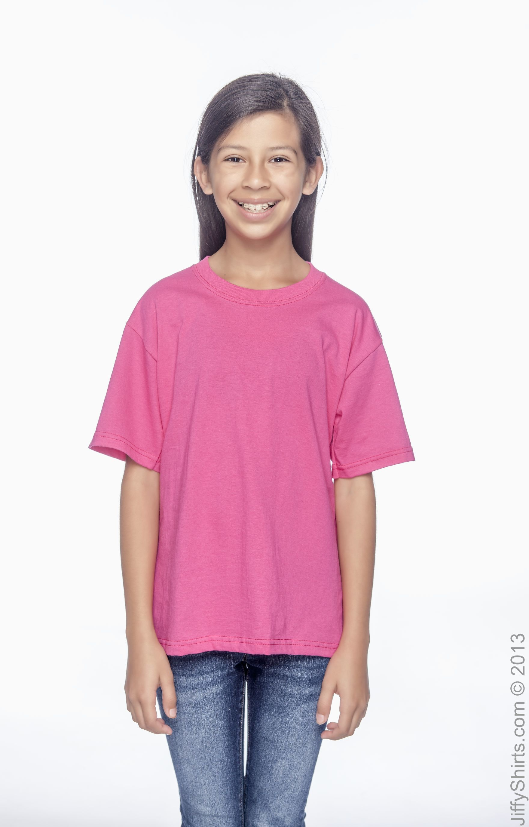 Fruit of the Loom 3931B Cyber Pink