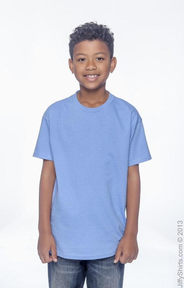 Hanes 54500 Carolina Blue