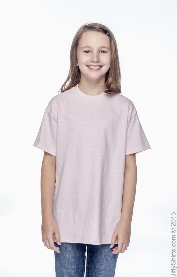 Hanes 5380 Pale Pink