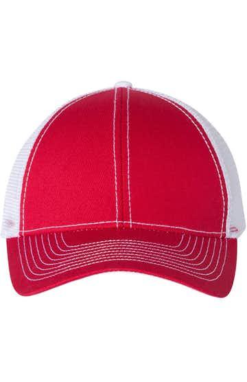 Mega Cap 7641J1 Red / White