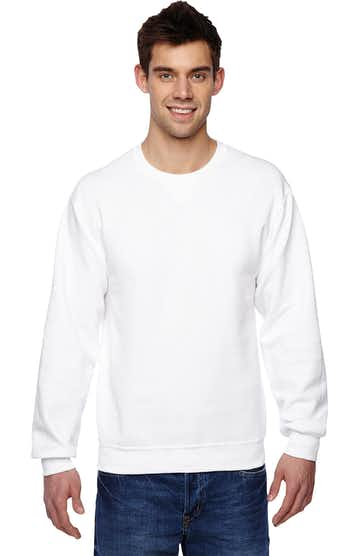 Fruit of the Loom SF72R White