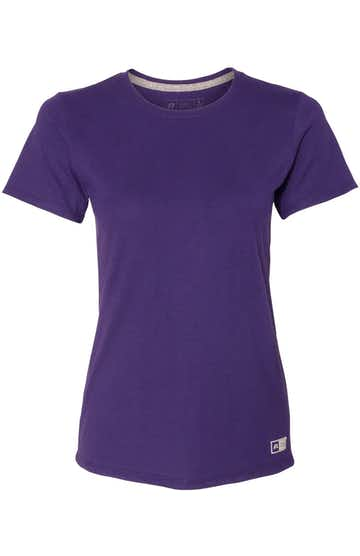 Russell Athletic 64STTX Purple