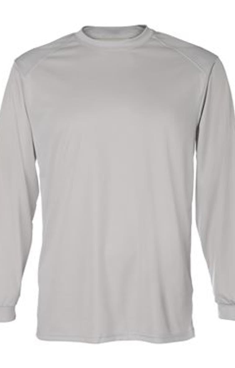 4d9bc8eb Badger 4104 Adult B-Core Long-Sleeve Performance T-Shirt - JiffyShirts.com