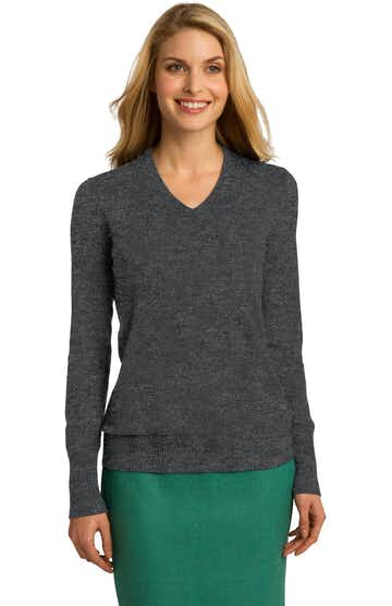 Port Authority LSW285 Charcoal Heather