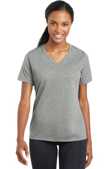 Sport-Tek LST340 Gray Heather